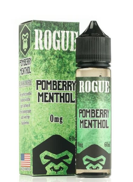 Rogue Rogue Pomberry Menthol 60ml