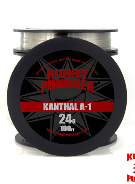 Kidney Puncher Kidney Puncher Kanthal Wire 100ft