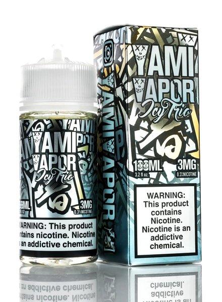Yami Vapor Yami Joy Icy Trio 100ml