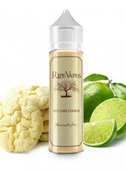 Ripe Vapes Ripe Vapes Key Lime Cookie 60ml