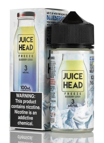 Juice Head Juice Head Freeze Blueberry Lemon 100ml