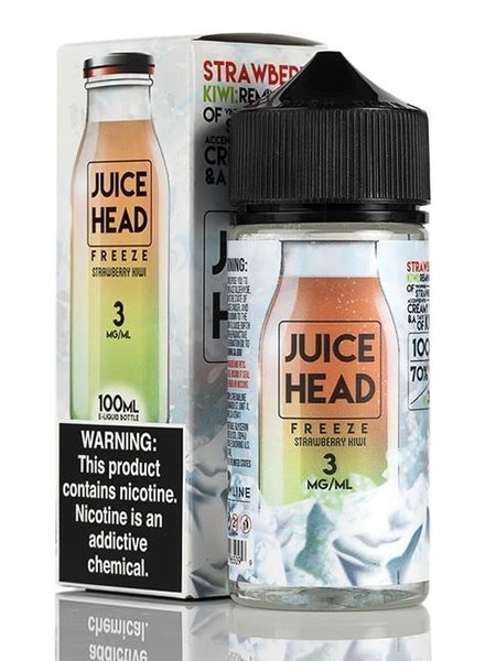 Juice Head Juice Head Freeze Strawberry Kiwi 100ml