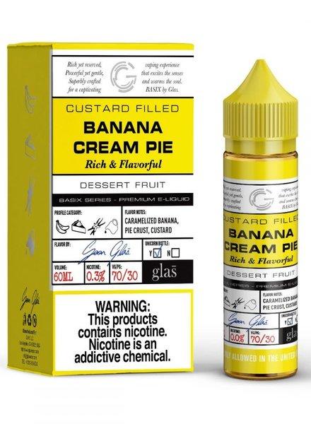 Glas Glas Basix Banana Cream Pie 60ml
