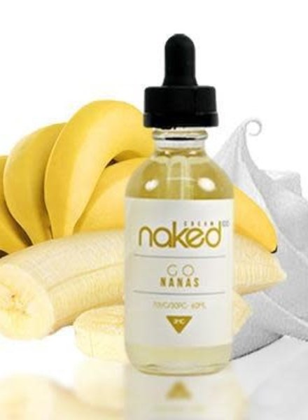 Naked100 Naked100 Cream- Banana (aka Go Nanas) 60ml