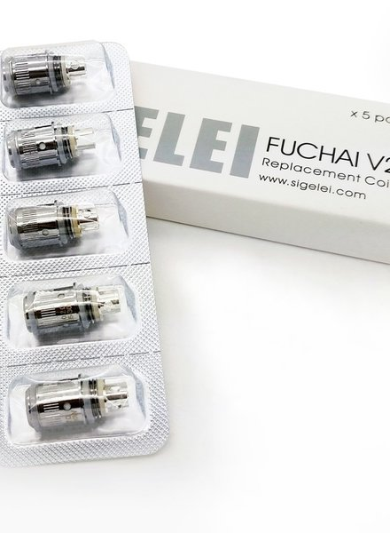Sigelei Sigelei Fuchai .2 (Kanthal) (Box of 5)