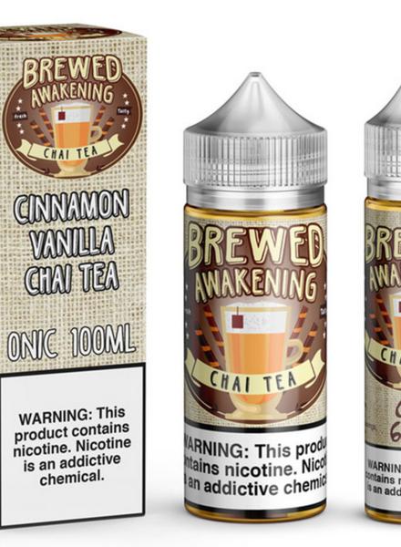 Caribbean Cloud Company Brewed Awakening Chai Tea 100ml