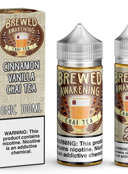 Caribbean Cloud Company Brewed Awakening Chai Tea 60ml