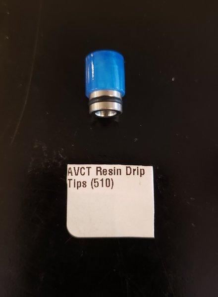 AVCT Resin Drip Tip 510