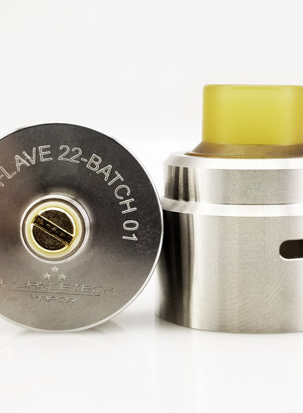 The Flave 22 RDA SS by AllianceTech