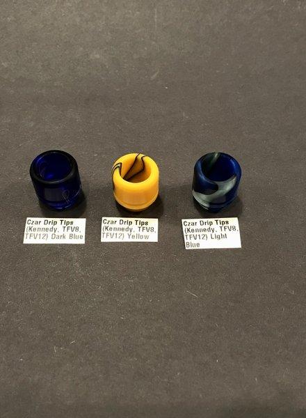 Czar Drip Tips (Kennedy, TFV8, TFV12)