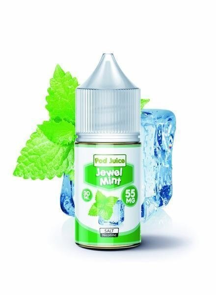 Pod Juice Pod Juice 15ml Jewel Mint (Original) 35mg
