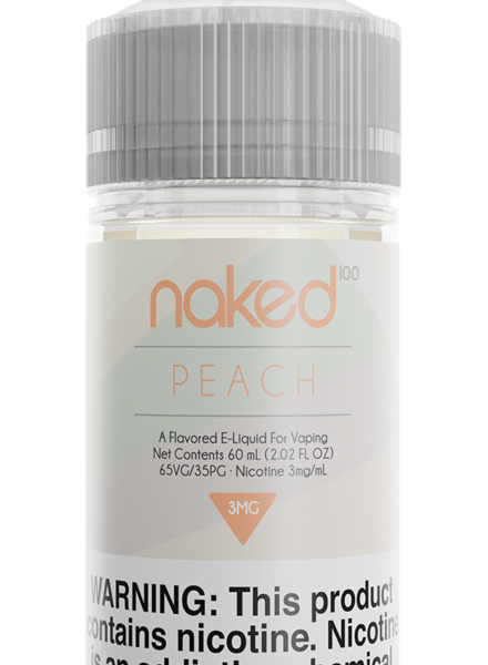 Naked100 Naked100 Peach (aka Peachy Peach) 60ml