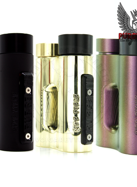 Purge Purge The Side Piece Slim 18650 Mech Mod