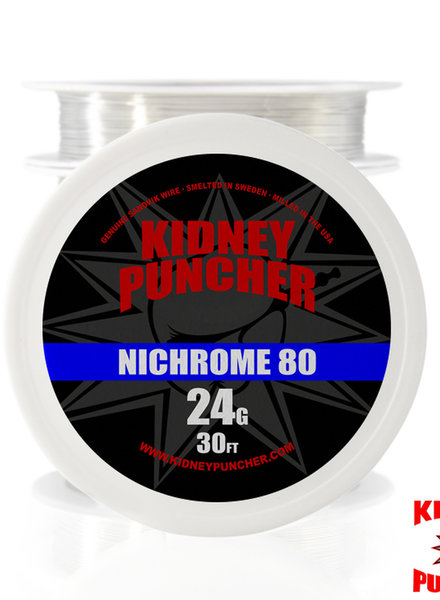 Kidney Puncher Kidney Puncher Nichrome 80 30ft