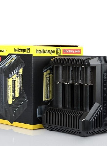 Nitecore Nitecore i8 Battery Intellicharger