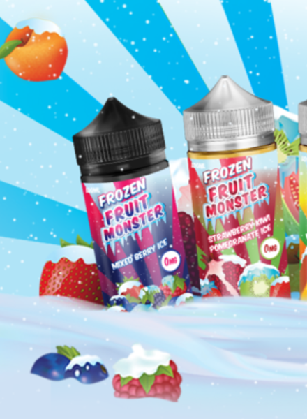 Jam Monster Liquids Frozen Fruit Monster Salts