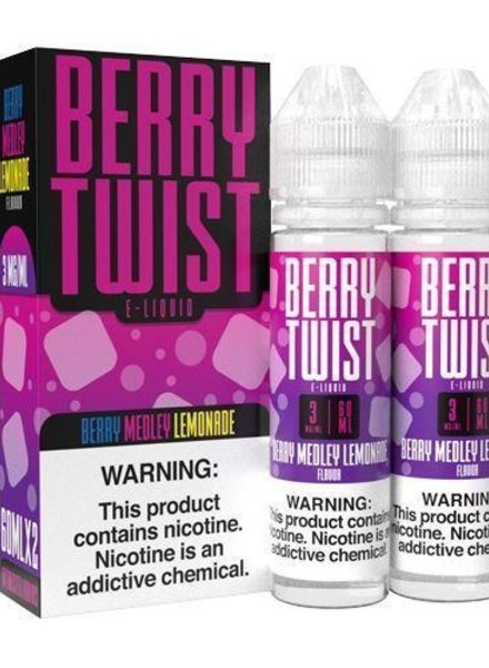 Twist e-Liquids Twist Eliquids Purple No. 1 (aka Berry Medley Lemonade) 120ml