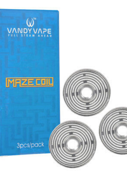 Vandy Vape Vandy Vape Maze 0.2 (Box of 3)