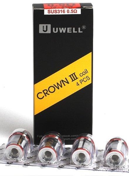 Uwell Uwell Crown 3 III (Box of 4)