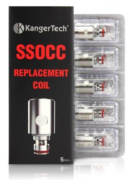 KangerTech Kanger Subtank SSOCC (Box of 5)