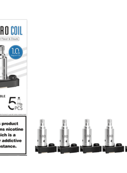 Lost Vape Lost Vape Q PRO 1.0 (COIL NOT POD) (Box of 5)