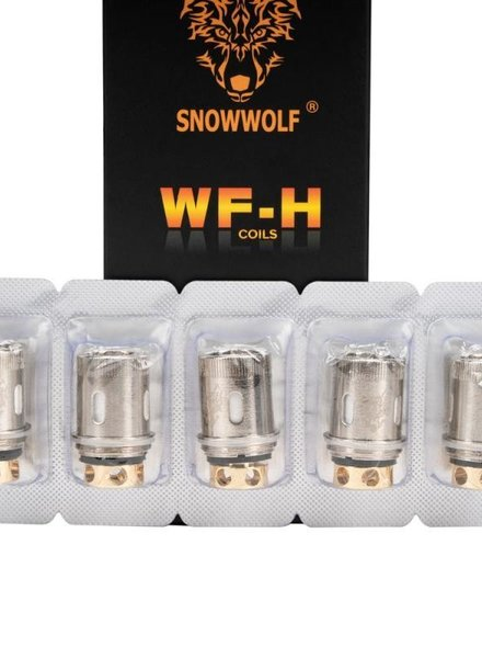 Sigelei Sigelei SnowWolf (Box of 5) WF-H 0.16