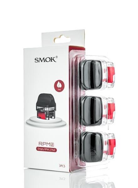 Smok Smok RPM 2 Pod (w/o Coils) (Box of 3)