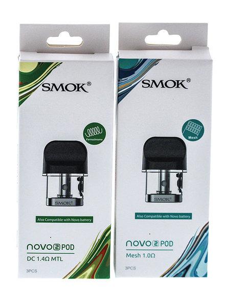 Smok Smok Novo 2 Pod (Box of 3)