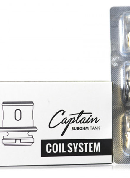 iJoy iJoy Captain Coils (Box of 3)