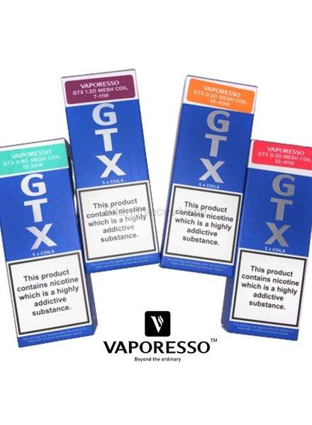 Vaporesso Vaporesso GTX Coil (Box of 5)