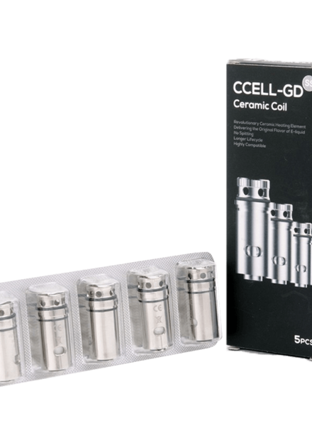 Vaporesso Vaporesso Target Mini cCell .5 (SS) (Box of 5)