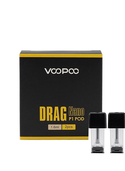 Voopoo Voopoo NANO Replacement Pod (Box of 2)