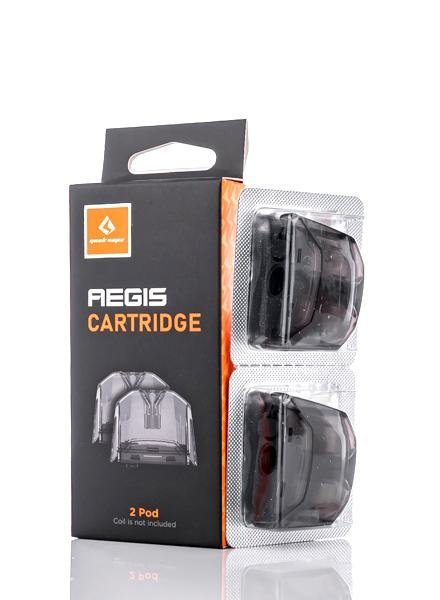 GeekVape Aegis Pod System Replacement Pod Box of 2