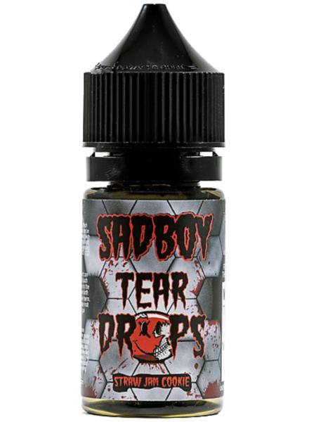 Sadboy Sadboy Tear Drops Salt Strawberry Cookie 30ml 48mg