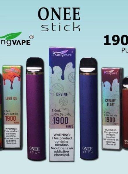 Kang Vape Kang Vape 1900 Puff  5% Onee Stick