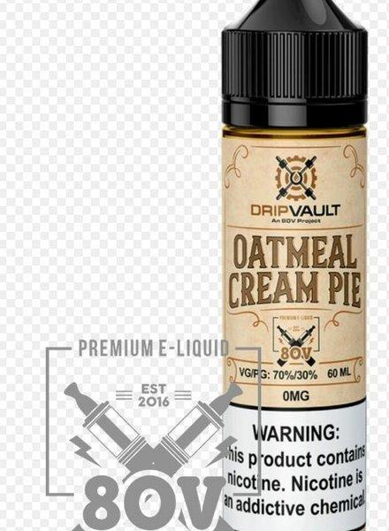 80V eLiquid 80V Oatmeal Cream Pie 60ml