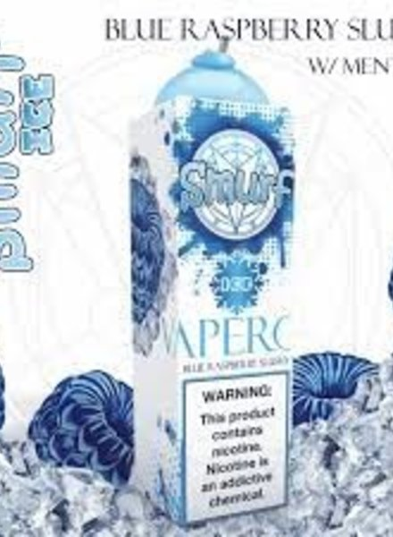 Vapergate Vapergate Blue (Smurf) Ice 120ml