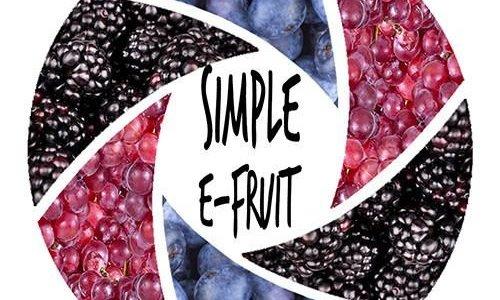 Simple E-Fruit