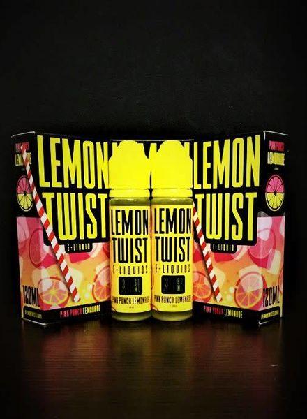 Twist e-Liquids Pink Punch Lemonade 120ml
