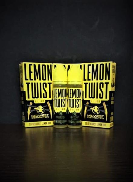 Twist e-Liquids Lemon Bar 120ml