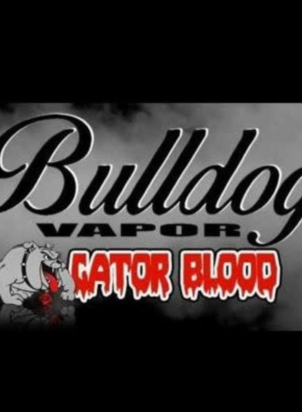 Bulldog Vapor Gator Blood Frost