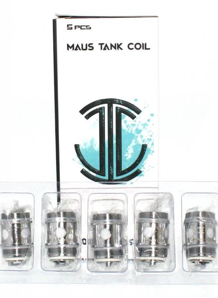 Cloud Chasers Inc Cloud Chasers Maus Coil