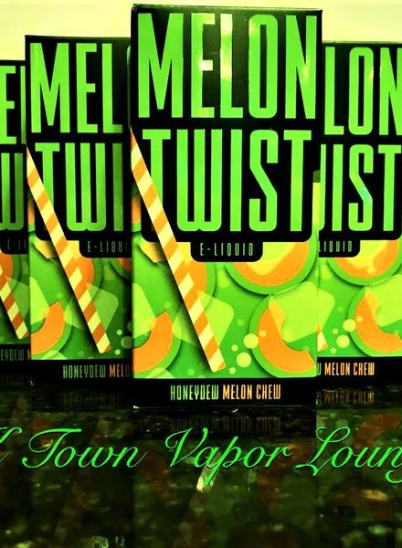 Twist e-Liquids Honeydew Melon Chew 120ml