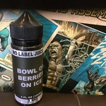 No Label Juice Co. No Label Juice Co. Bowl of Berries on Ice 120ml