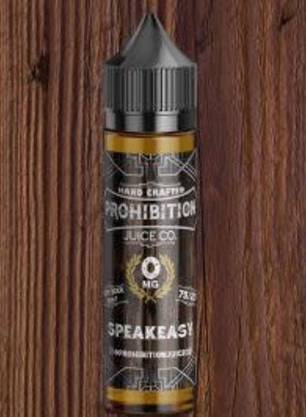 Prohibition Juice Co. Speakeasy 60ml