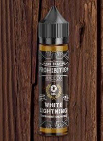 Prohibition Juice Co. White Lightning 60ml