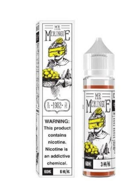 Charlie's Chalk Dust Mr. Meringue 60ml