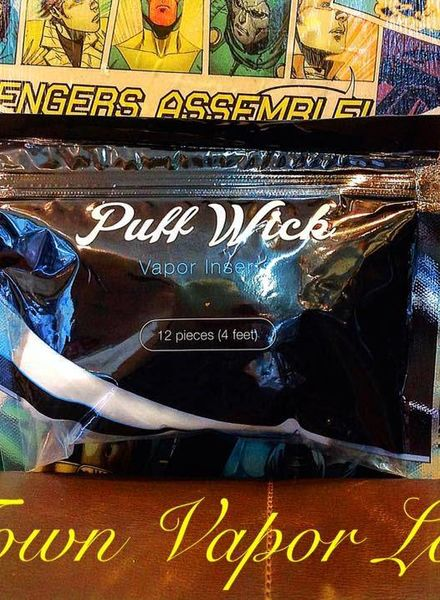 Puff Wick Puff Wick Selection