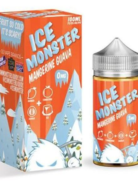 Jam Monster Liquids Mangerine Guava 100ml
