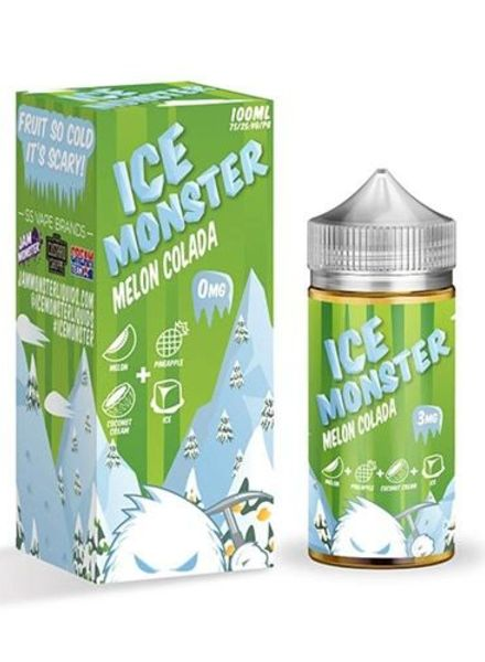 Jam Monster Liquids Melon Colada 100ml